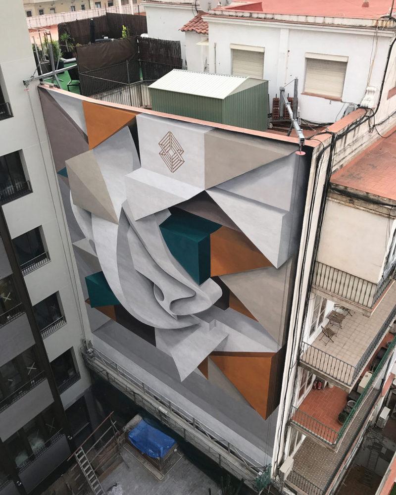 Поразительные 3D граффити от Мануэля де Рита (8)