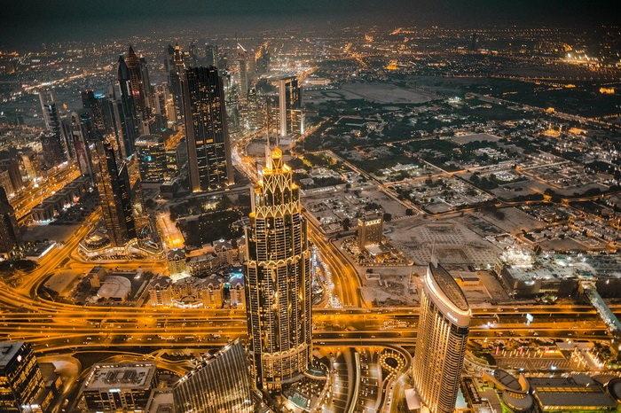История Дубая (8)