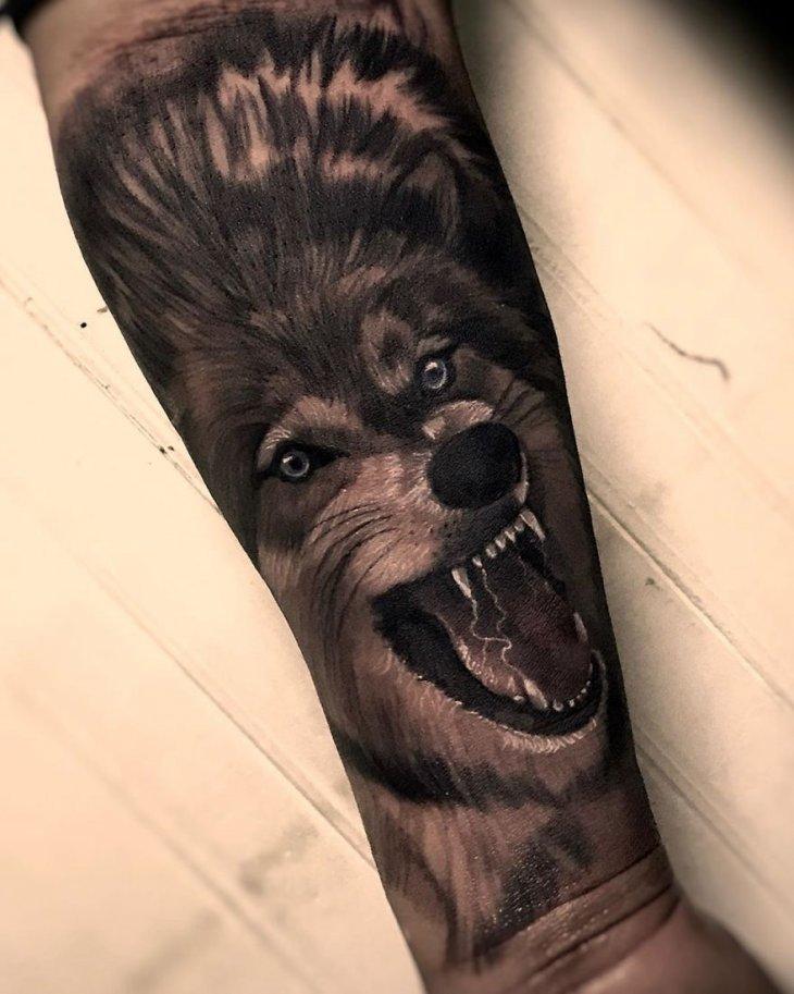 Самые крутые татуировки 2019 года (9)