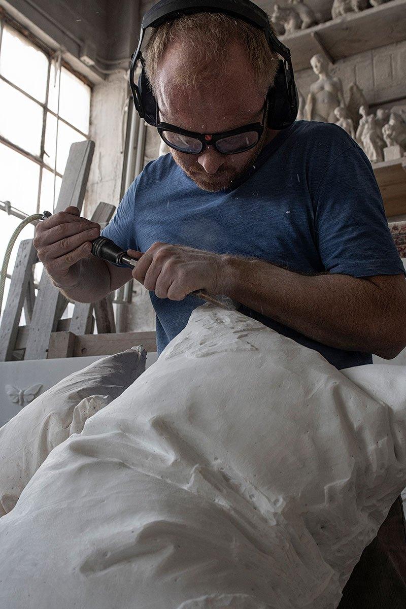 Мраморные подушки от Хакона Фагераса (2)