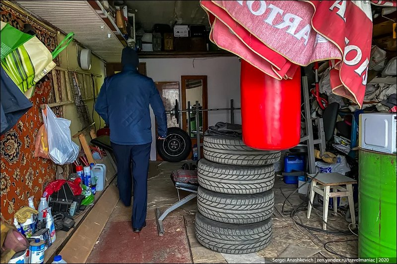 Как оборудовать гараж для проживания (2)