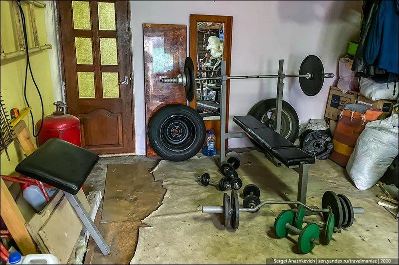 Как оборудовать гараж для проживания (3)
