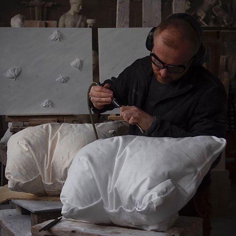 Мраморные подушки от Хакона Фагераса (3)