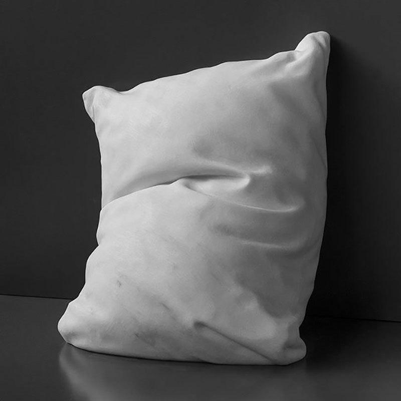 Мраморные подушки от Хакона Фагераса (6)