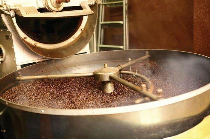 Как делают растворимый кофе (2)