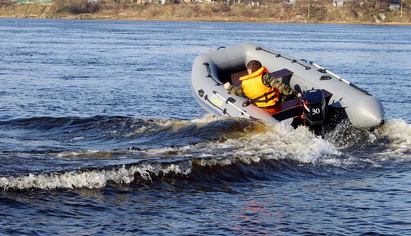 Самые быстрые надувные лодки с мотором (2)