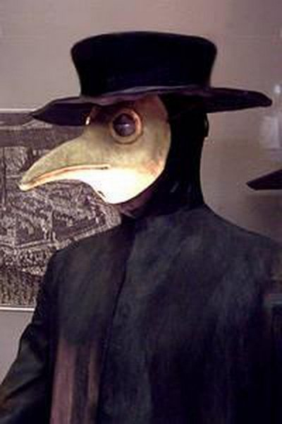 маска доктора Чумы (3)