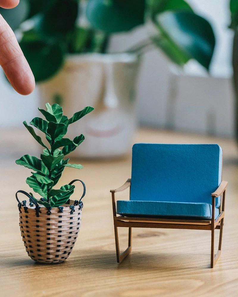 В это трудно поверить, но эти растения выполнены из бумаги (11)