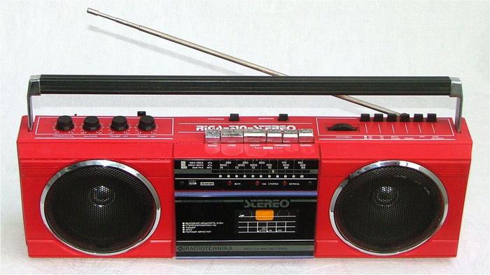 Кассетные магнитофоны 70-80-х (11)