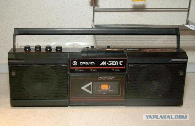 Кассетные магнитофоны 70-80-х (12)