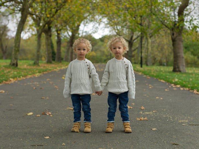 снимки близнецов (2)