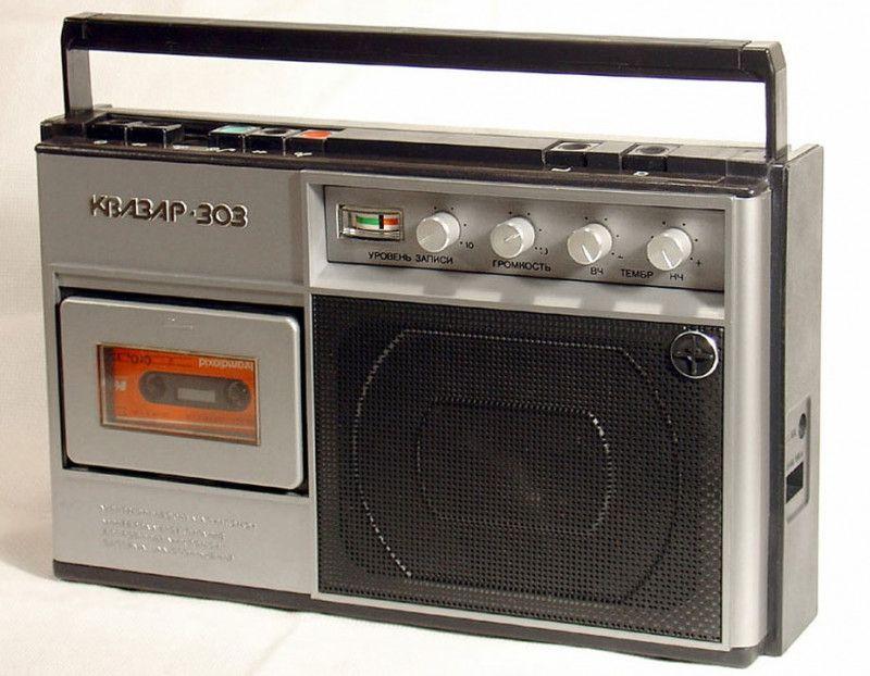 Кассетные магнитофоны 70-80-х (2)