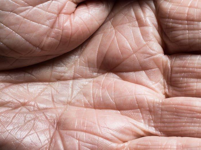 Интересные факты о человеческом теле (4)