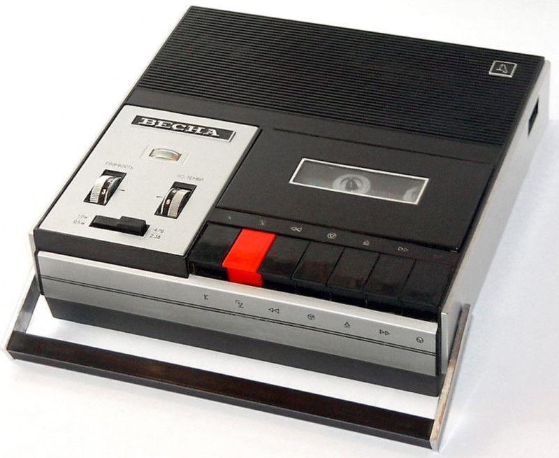 Кассетные магнитофоны 70-80-х (4)