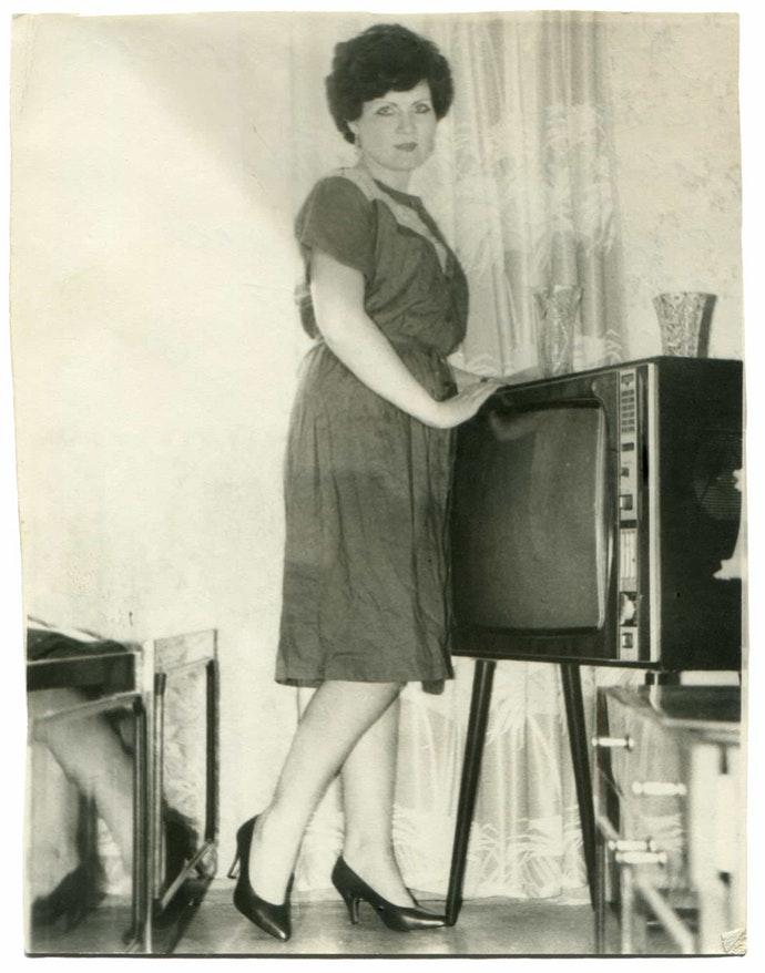 Я и мой любимый телевизор (7)