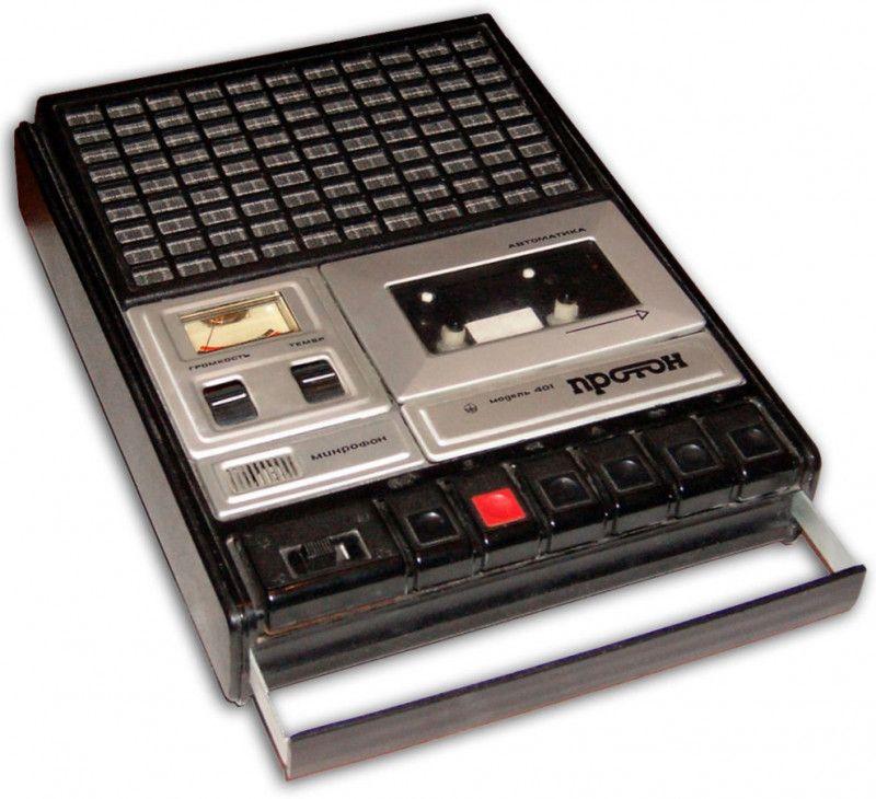 Кассетные магнитофоны 70-80-х (7)