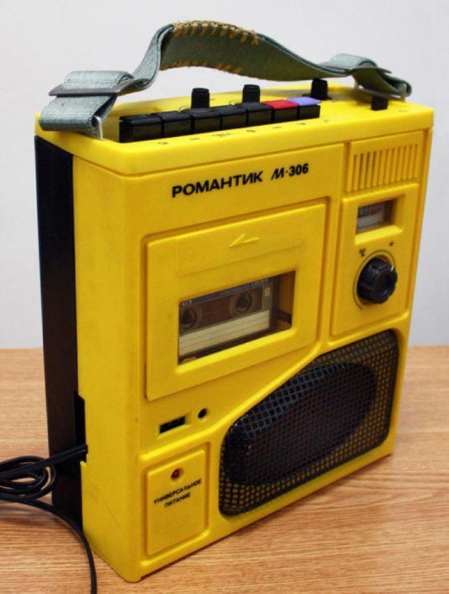 Кассетные магнитофоны 70-80-х (8)