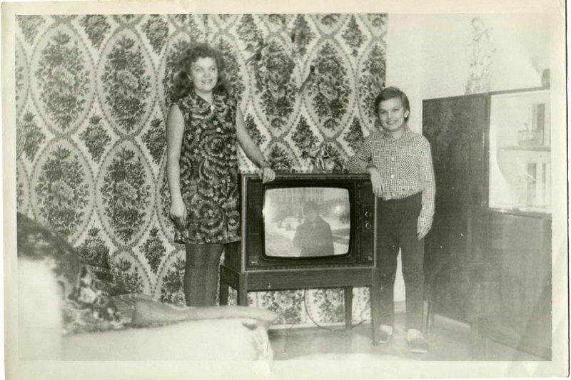 Я и мой любимый телевизор (9)
