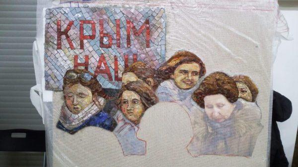 Главный храм Вооруженных сил украсят мозаикой с Путиным, Шойгу и Сталиным (2)