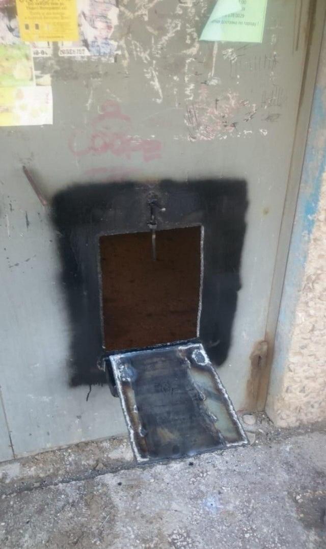 Тюремная изоляция целого подъезда в Актау (3)