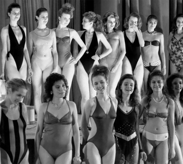 Первый конкурс красоты в СССР (7)