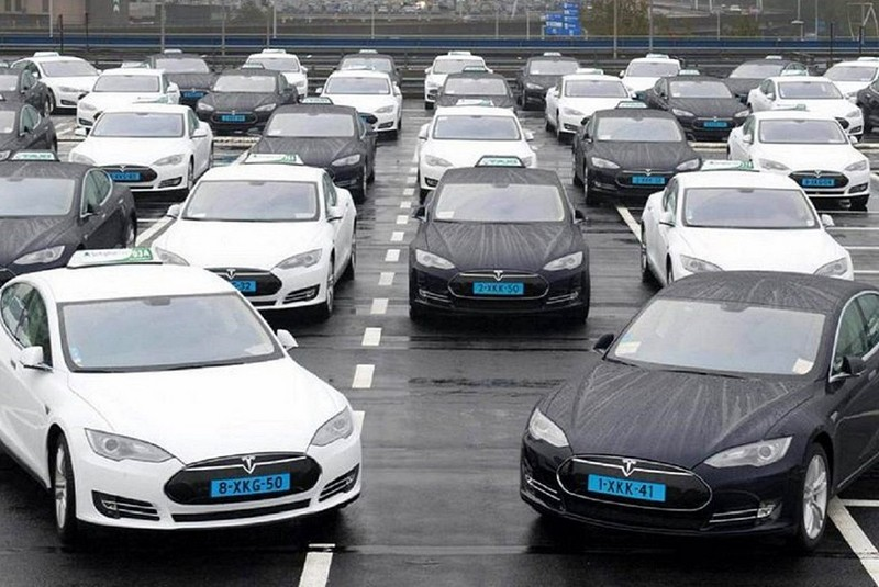 Как в Голландии машины покупают и продают