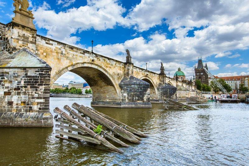 Как строили средневековые мосты