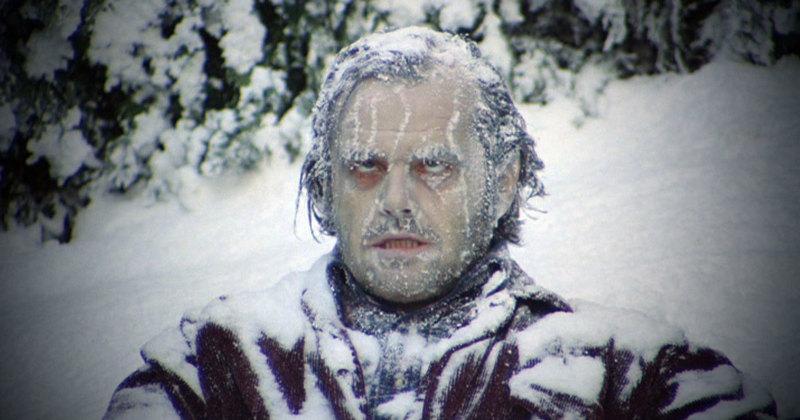Что происходит с организмом человека когда он замерзает
