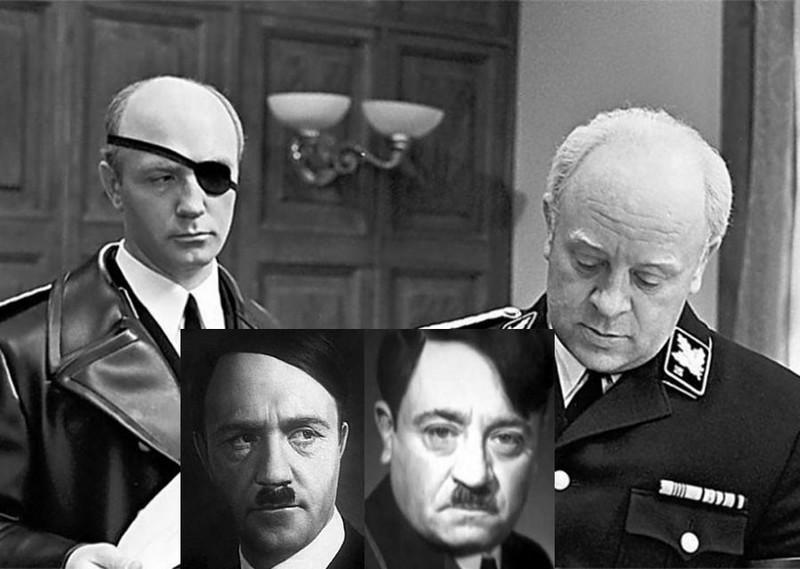 """В """"17 мгновений весны"""" Броневой и Куравлёв могли сыграть Гитлера"""