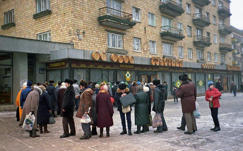 Сравниваем зарплаты в СССР и сейчас