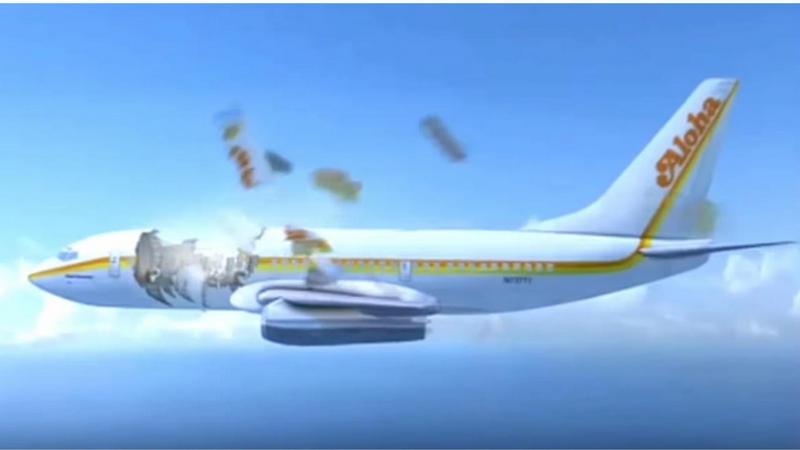 Невероятная авиакатастрофа на Гаваях