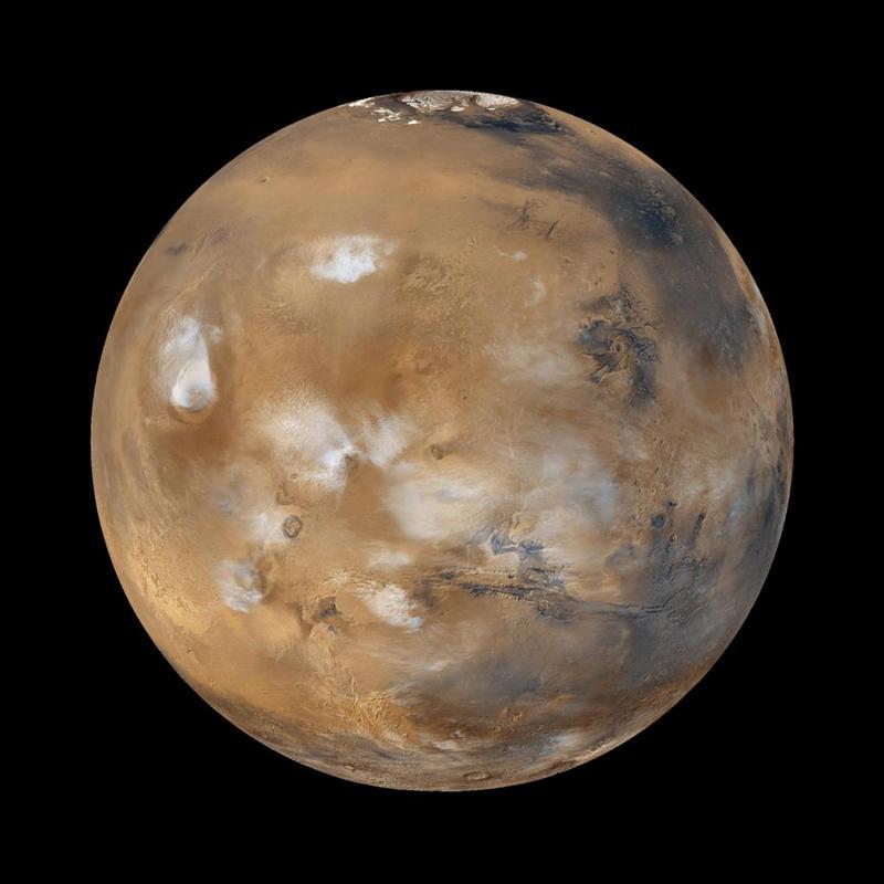 14 фактов о Марсе