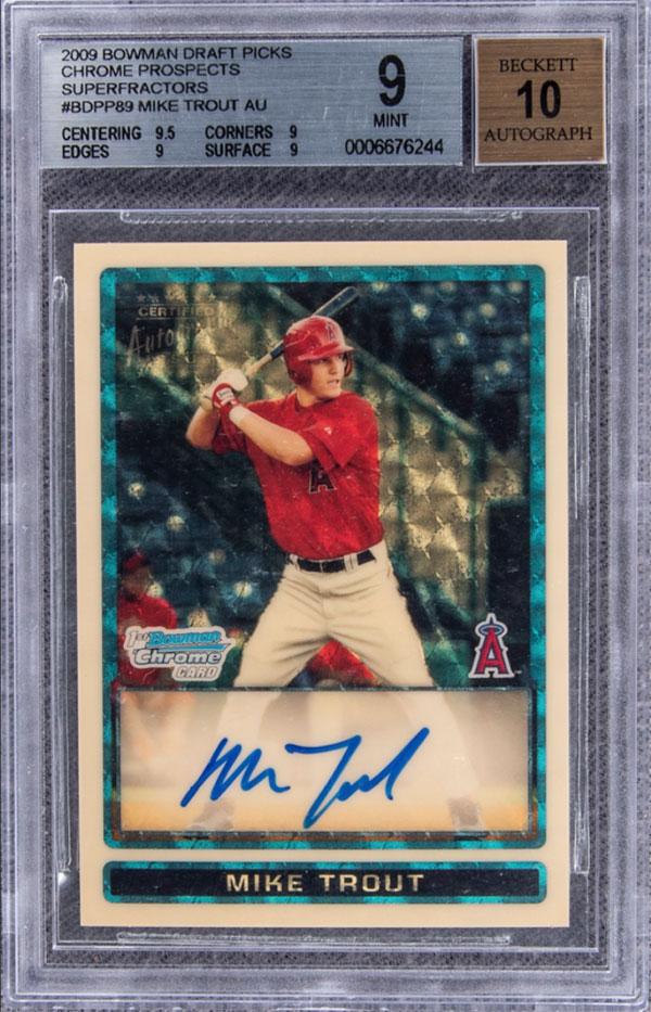 Самые дорогие коллекционные бейсбольные карточки