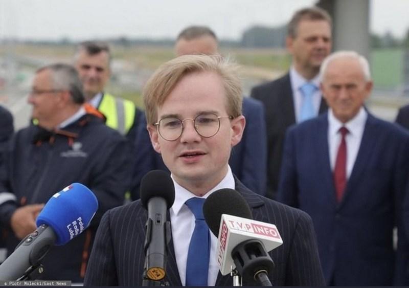 Пиотр Патковский, заместитель министра финансов Польши