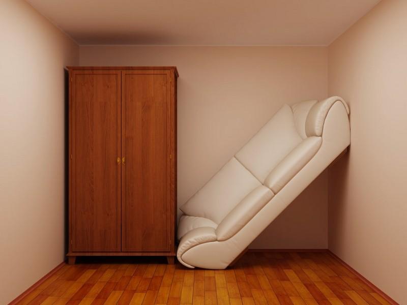 5 способов сделать маленькое помещение визуально больше