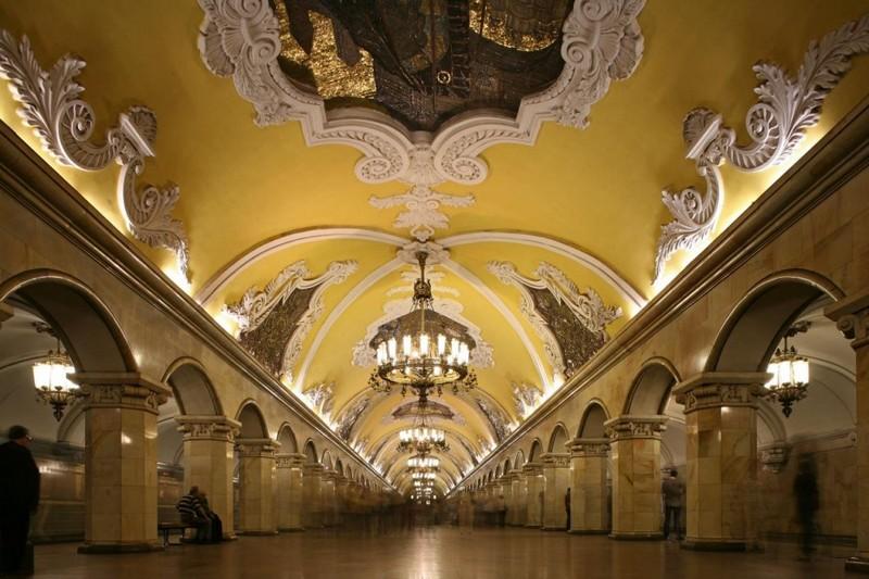 Несколько фактов про московское метро