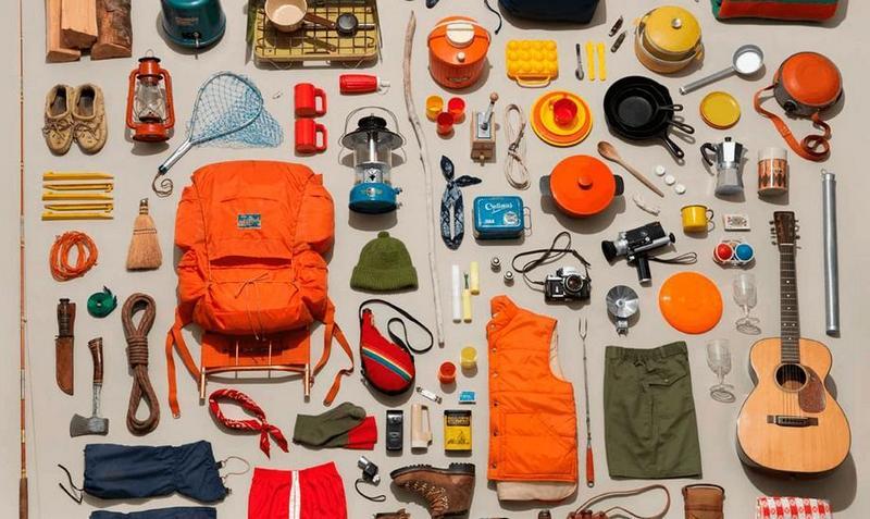 Какие вещи обязательно нужно взять в поход?