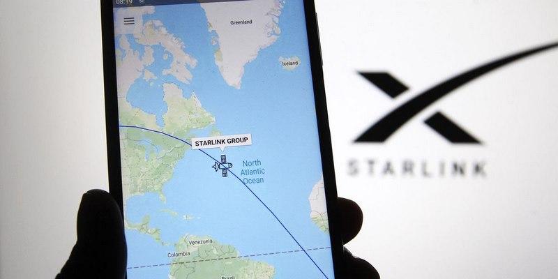 В ближайшем будущем в самолётах будет интернет от Starlink