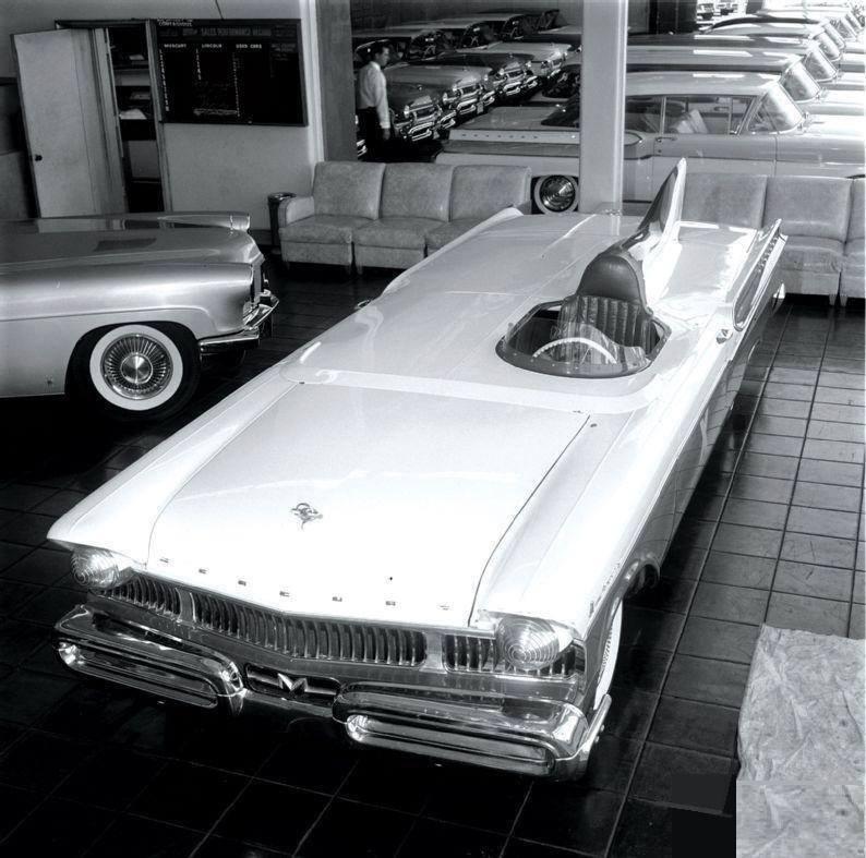 Авто для эгоиста. 1957 Mercury Mermaid