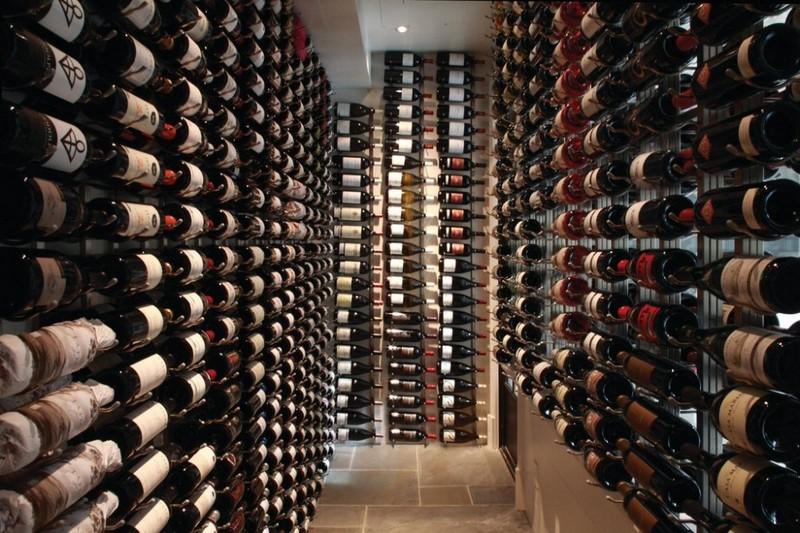 Интересный факт о хранении вина